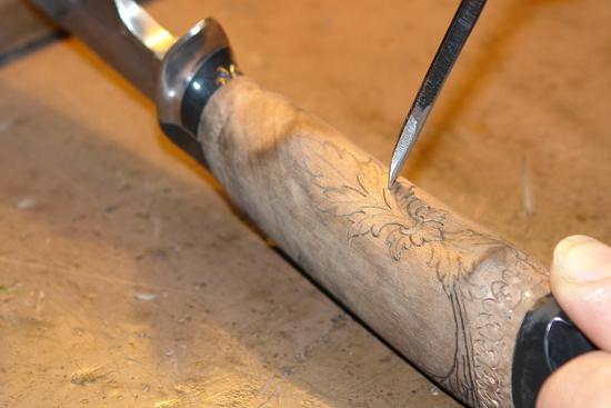 Как сделать своими руками ножи для резьбы по дереву