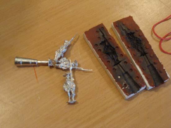 Рождение воина: изготовление оловянного солдатика 94